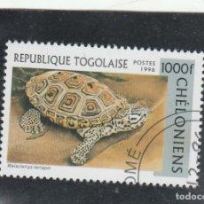 Sellos: TOGO 1996 YVERT NRO. 1522 - MATASELLO DE FAVOR. Lote 113204075