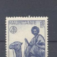 Sellos: MAURITANIA, 1938 YVERT TELLIER 74 NUEVO . Lote 116167523