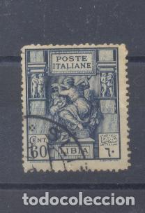 LYBIA, COLONIA ITALIANA 1931 (Sellos - Extranjero - África - Otros paises)