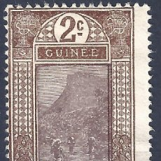 Sellos: GUINEA. AFRIQUE OCCIDENTALE FRANÇAISE. 1927-1933. MNG.. Lote 117269703