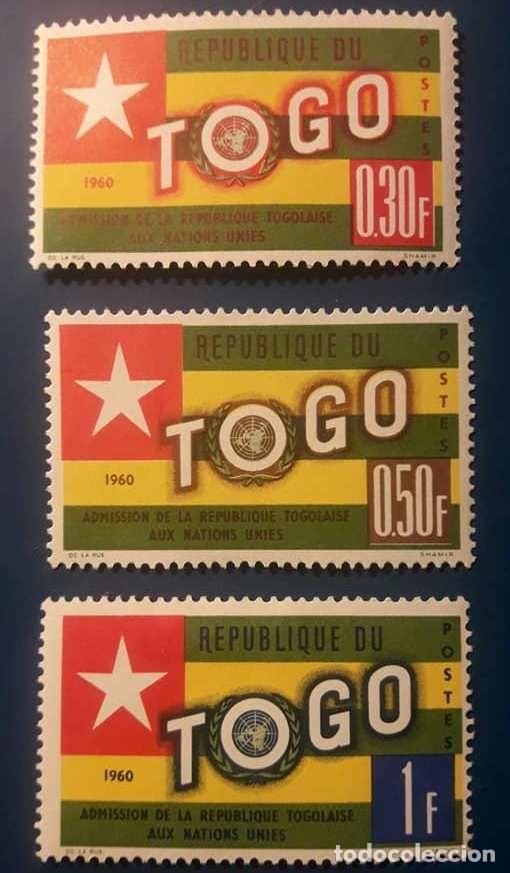 SELLOS TOGO (Sellos - Extranjero - África - Otros paises)