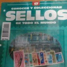 Sellos: SELLOS REPÚBLICA CONGO. Lote 137450618