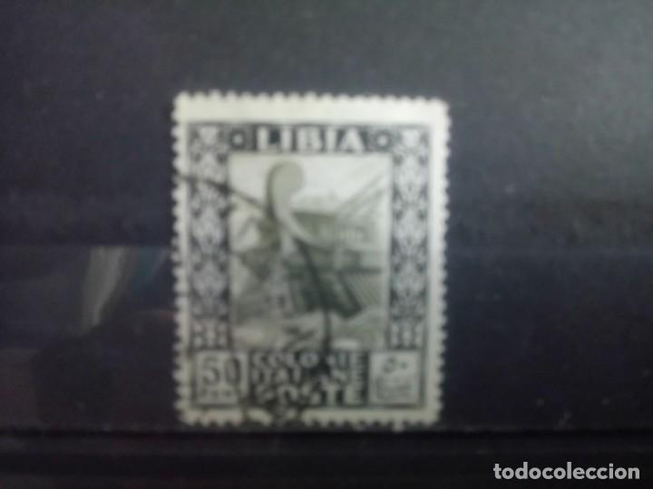 LIBIA COLONIA ITALIANA 1924/29 (Sellos - Extranjero - África - Otros paises)