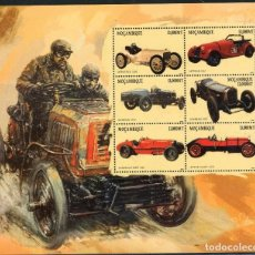 Sellos: MOZAMBIQUE 2002 IVERT 1930/35 *** COCHES ANTUGUOS (II) - AUTOMOVILES . Lote 143626414
