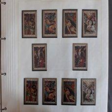 Sellos: SELLOS BURUNDI 1972. Lote 148416498