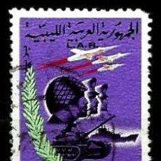 Sellos: LIBIA SCOTT: 384-(1970) (REVOLUCIÓN DEL 1 DE SEPTIEMBRE) USADO. Lote 155857646