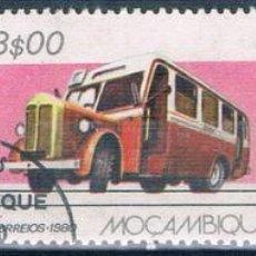 Sellos: MOZAMBIQUE 1980 - YVERT 737 + 738 + 741 ( USADOS ). Lote 156070050