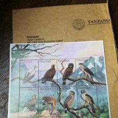 Sellos: SELLOS TANZANIA. Lote 157918546