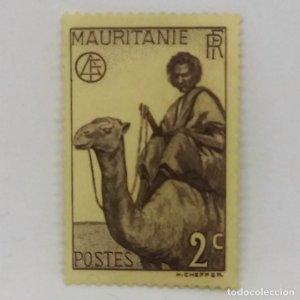 Mauritanie. Mauritania