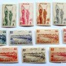 Sellos: LOTE DE SELLOS DE TOGO AFRICA NUEVOS. Lote 164943254