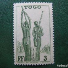Sellos: TOGO, 1941 YVERT 183. Lote 167936580