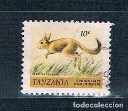 TANZANIA 1980 USADO YVES 163 (Sellos - Extranjero - África - Otros paises)