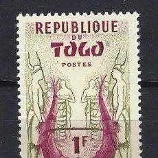 Sellos: TOGO 1959 - SELLO NUEVO **. Lote 171824763