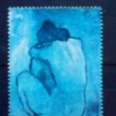 Selos: GUINEA PINTURA DE PABLO PICASSO. Lote 177787289