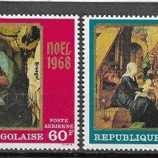 Sellos: TOGOLASE Nº 102 AL 103 (**). Lote 178998087