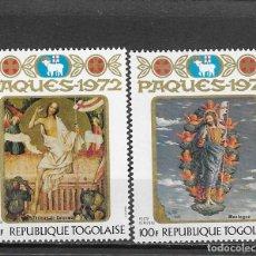 Sellos: TOGOLASE Nº AE 174 AL 175 (**). Lote 178999331