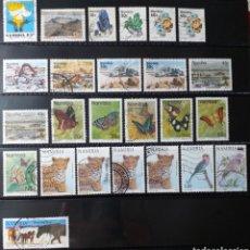 Sellos: SELLOS DE NAMIBIA. Lote 179051072