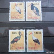 Sellos: NAMIBIA 1994 - 4 V. NUEVO. Lote 180222693