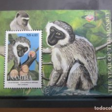 Sellos: NAMIBIA 2004 - HOJA BLOQUE NUEVO. Lote 180223195