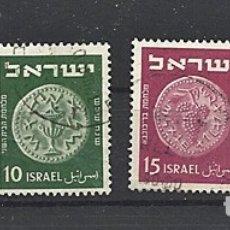 Sellos: ISRAEL. Lote 180411006
