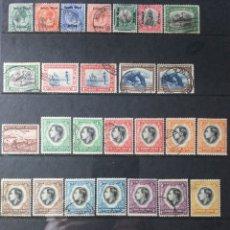 Sellos: SELLOS DE AFRICA DEL SUDESTE, MUCHOS NUEVOS. Lote 183748950