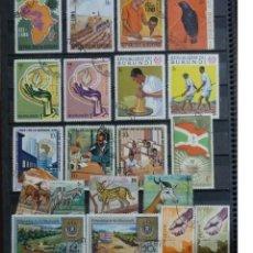 Sellos: SELLOS DE BURUNDI - FOTO - LOTE 226- 20 SELLOS,USADOS. Lote 188808853