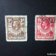 Sellos: RHODESIA DEL NORTE, 1925/29, JORGE V . Lote 190051856