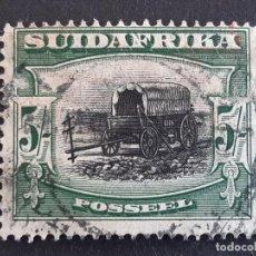 Sellos: ÁFRICA DEL SUR, 1927-28 YT 36, VER. Lote 191155911