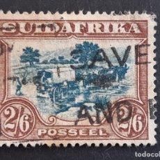 Sellos: ÁFRICA DEL SUR, 1930-36 YT 54. Lote 191156515