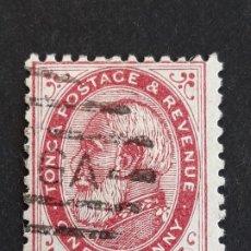 Sellos: TONGA, 1886-92, YT 1. Lote 191156940