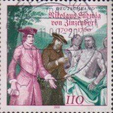 Sellos: SELLO ALEMANIA DEUTSCHLAND USADO FILATELIA CORREOS STAMP POST POSTAGE. Lote 192018185