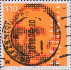 Sellos: SELLO ALEMANIA DEUTSCHLAND USADO FILATELIA CORREOS STAMP POST POSTAGE. Lote 192018863