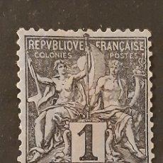 Sellos: SUDÁN FRANCÉS, YVERT 3. Lote 194224590