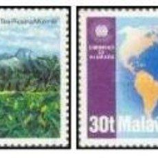 Sellos: SELLOS MALAWI NUEVOS, 1980, DIA DE LA COMMONWEALTH, 388-391. Lote 202251052