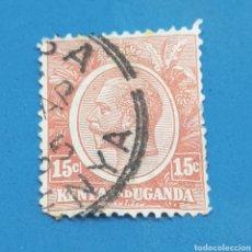 Sellos: (CMZ.9) SELLO KENYA AND UGANDA. USADO. Lote 207262953