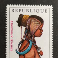 Sellos: RUANDA, TOCADOS AFRICANOS 1969 MNG (FOTOGRAFÍA REAL). Lote 208273691