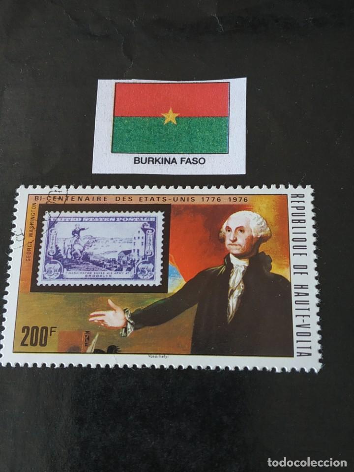 BURKINA FASO A2 (Sellos - Extranjero - África - Otros paises)