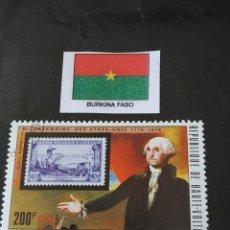Sellos: BURKINA FASO A2. Lote 208303742