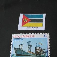 Sellos: MOZAMBIQUE Ñ1. Lote 209206656