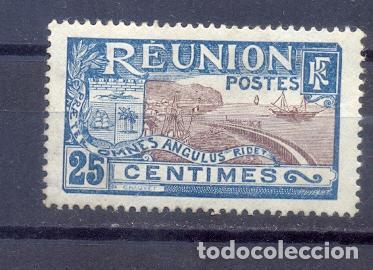 REUNION (RF) NUEVOYVERT TELLIER 88 (Sellos - Extranjero - África - Otros paises)