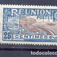 Sellos: REUNION (RF) NUEVOYVERT TELLIER 88. Lote 209838012