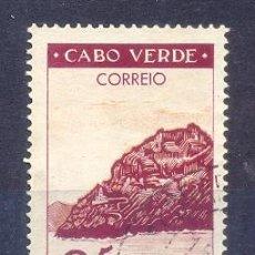 Sellos: CABO VERDE, USADO 1948. Lote 209842263