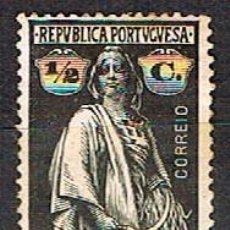 Sellos: INHAMBANE MOZAMBIQUE Nº 72 (AÑO 1914), CERES, NUEVO CON SEÑAL DE CHARNELA. Lote 215270400