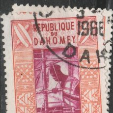 Selos: LOTE (23) SELLO DAHOMEY AFRICA. Lote 218619551