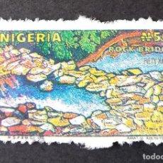 Sellos: 1990 NIGERIA MOTIVOS LOCALES. Lote 221413105
