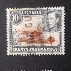 Sellos: 1938 KENIA, UGANDA Y TANGANICA RETRATO DEL REY JORGE VI. Lote 221415966