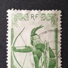 Sellos: 1947 TOGO ESCENAS DE LA VIDA TOGOLESA. Lote 221474087