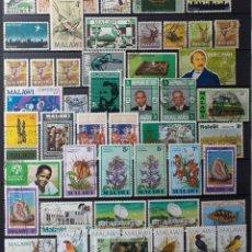Sellos: SELLOS Y BLOQUES DE MALAWI. Lote 221734356