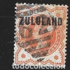 Timbres: ZULULAND. Lote 223453557