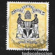 Sellos: AFRICA CENTRAL BRITANICA. Lote 225190911
